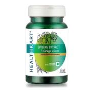 HealthKart Ginseng & Ginkgo Biloba,  60 tablet(s)