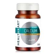 HealthKart Calcium,  Unflavoured  60 capsules