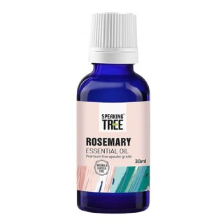 Speaking Tree Rosemary Essential Oil,  30 ml  100% Pure & Natural