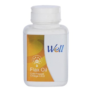 Modicare Well Flax Oil,  90 softgels