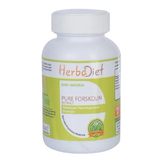 Herbadiet Pure Forskolin Extract,  60 capsules  Unflavoured