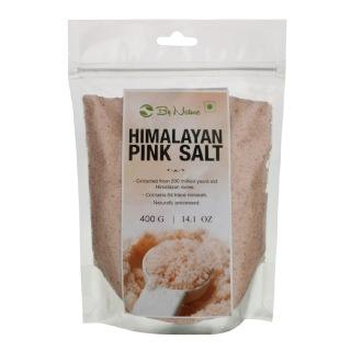 By Nature Himalayan Pink Salt,  400 g