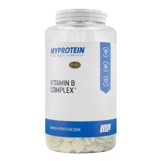 Myprotein Vitamin B Complex,  Unflavoured  120 tablet(s)