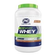PVL Iso Sport Whey,  2 lb  Coconut Cream