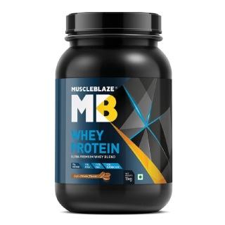 मसलब्लेज़ व्हे प्रोटीन, 2.2 lb कैफ़े मोका