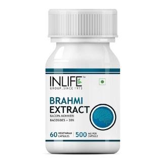 INLIFE Brahmi Extract,  60 capsules