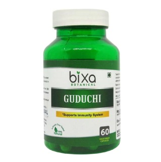 Bixa Botanical Guduchi,  60 capsules