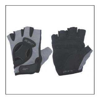 Biofit Classic Gloves Womens (1100),  Gray & Black  Large