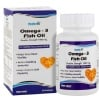 Healthvit Omega-3 Fish Oil 1000 mg,  60 softgels