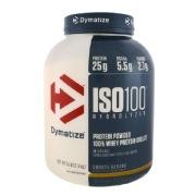 Dymatize Iso-100 Protein,  5 lb  Smooth Banana
