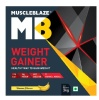 MuscleBlaze Weight Gainer with Added Digezyme, 6.6 lb Banana(Highlight)