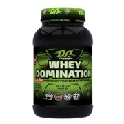 Domin8r Nutrition Whey Domination,  2 lb  Chocolate