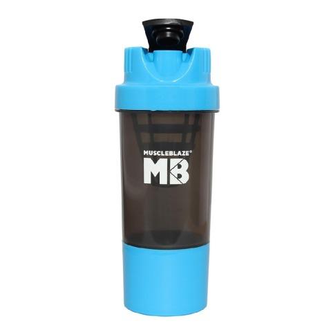 MuscleBlaze Cyclone,  Blue  600 ml