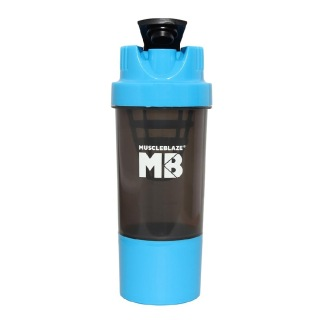 MuscleBlaze Cyclone,  Blue  600 ml