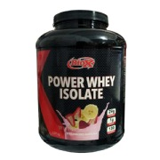 Biox Power Whey Isolate,  5 lb  Strawberry Banana