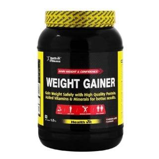 Healthvit Weight Gainer,  3.3 lb  Chocolate