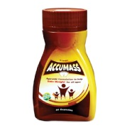 Accumass Weight Gainer,  60 capsules  Unflavoured