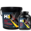 MuscleBlaze Mass Gainer XXL, Chocolate 11 lb with Carb Blend
