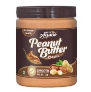 Alpino Peanut Butter Classic,  1 kg  Smooth