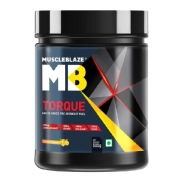 MuscleBlaze Torque Pre-Workout,  1.1 lb  Orange