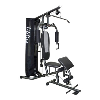 Lifeline Home Gym Round Deluxe with Preacher Curl (HG 005)