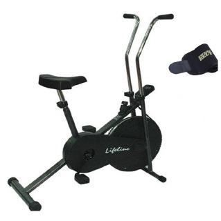 Lifeline Exercise Cycle 102 with Sweat Belt