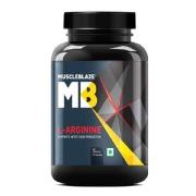 1 - MuscleBlaze L-Arginine,  90 capsules