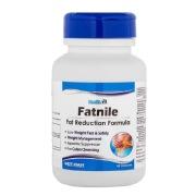 1 - Healthvit Fatnile Fat Burner,  60 capsules  Unflavoured