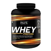 1 - INLIFE Whey Protein,  5 lb  Chocolate