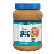 1 - HealthKart Peanut Butter Fortified with Vitamins & Minerals,  Creamy  1 kg