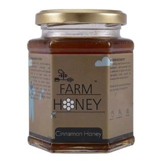 Farm Honey Cinnamon Honey,  250 g  Unflavoured