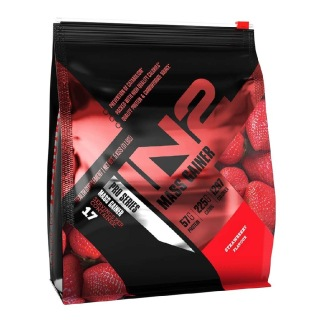 IN2 Mass Gainer,  11 lb  Strawberry