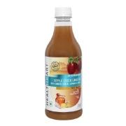 HealthKart Apple Cider Vinegar with Mother, 0.5 L Ginger, Garlic, Lemon & Honey
