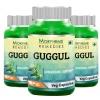 Morpheme Remedies Guggul (500 mg) Pack of 3,  60 capsules