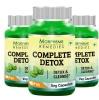 Morpheme Remedies Complete Detox (500 mg) Pack of 3,  60 capsules