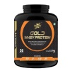 1 - MightyX Gold Whey Protein,  5 lb  Chocolate