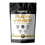 Six Pack Nutrition Raw Whey,  8.8 lb  Unflavoured