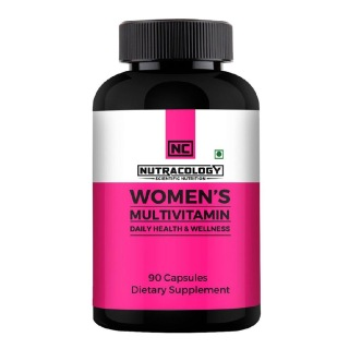 Nutracology Womens Multivitamin,  90 capsules  Unflavoured