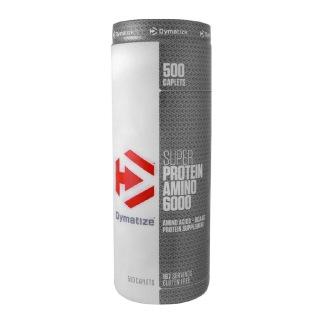Dymatize Super Protein Amino 6000,  500 caplets  Unflavoured