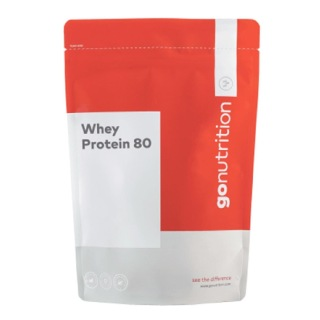 GoNutrition Whey Protein 80,  1.1 lb  Cookies N Cream