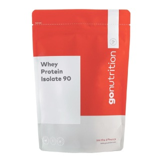 GoNutrition Whey Protein Isolate 90,  5.5 lb  Strawberries & Whipped Cream