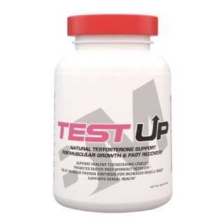 Big Muscles Test Up,  90 capsules  Unflavoured