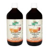 Dr. Patkar's Apple Cider Vinegar (Pack of 2),  1 L  Honey