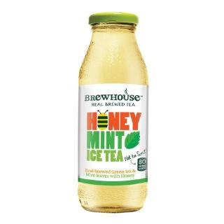 1 - Brewhouse Honey Mint Ice Tea,  Honey Mint  350 ml