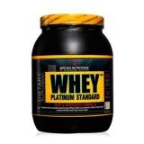 British Nutritions Whey Platinum Standard,  Vanilla  Vanilla  1.1 Lb  1.1 Lb