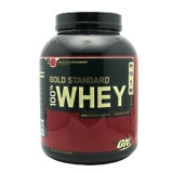 ON (Optimum Nutrition) Gold Standard 100% Whey Protein,  Strawberry  5 Lb