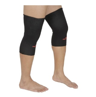 1 - SportSoul Premium Compression Knee Support Pack of 2,  Black  Small