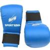 2 - SportSoul Classic Karate Gloves,  Blue  Free Size