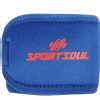 2 - SportSoul Wrist Support with Thumb Wrap,  Royal Blue  Free Size