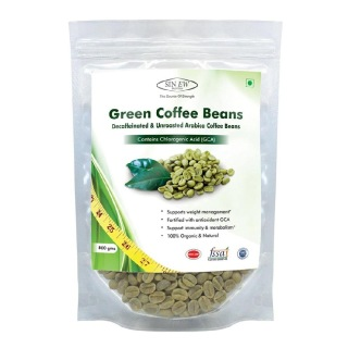 Sinew Nutrition Green Coffee Beans,  0.8 kg  Unflavoured